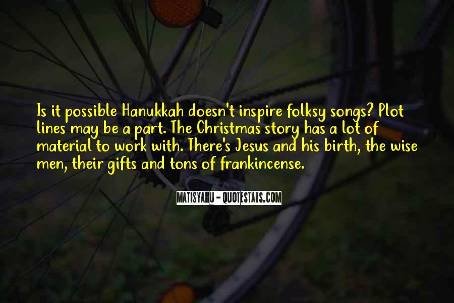 Quotes About Hanukkah #357184