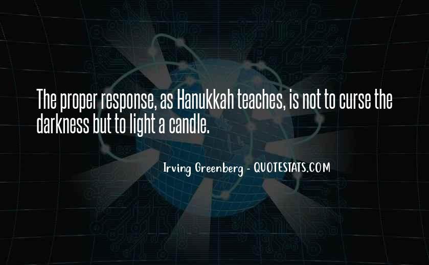 Quotes About Hanukkah #395531