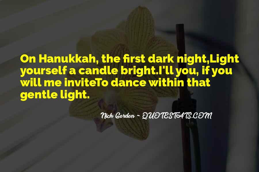 Quotes About Hanukkah #442584