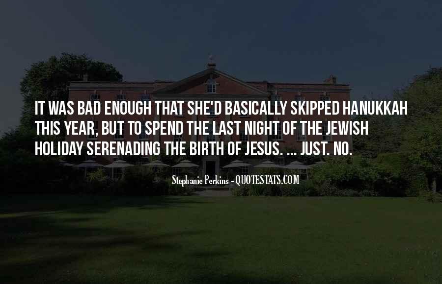 Quotes About Hanukkah #506641