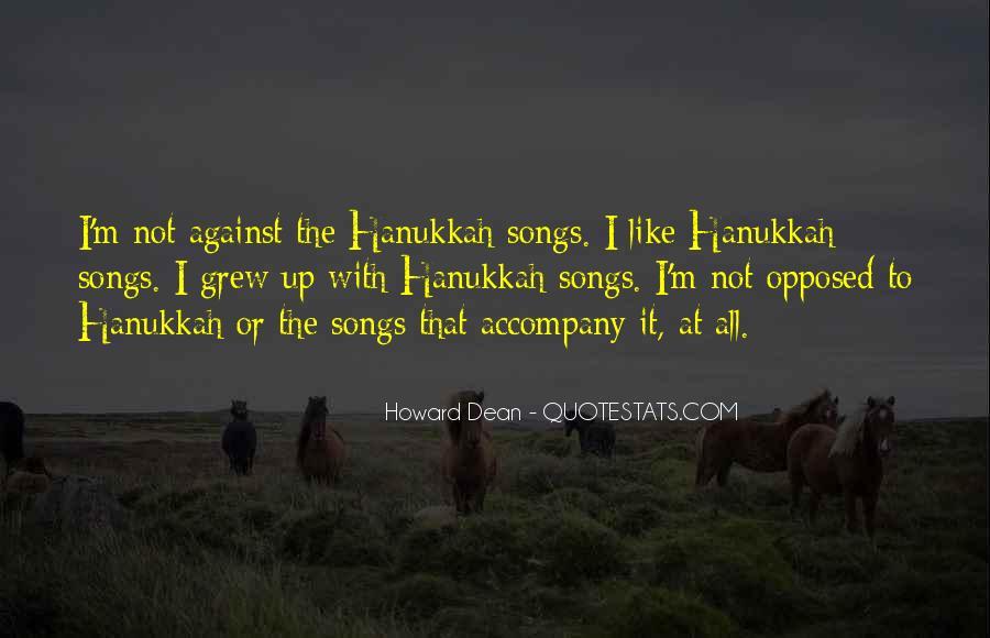 Quotes About Hanukkah #858632