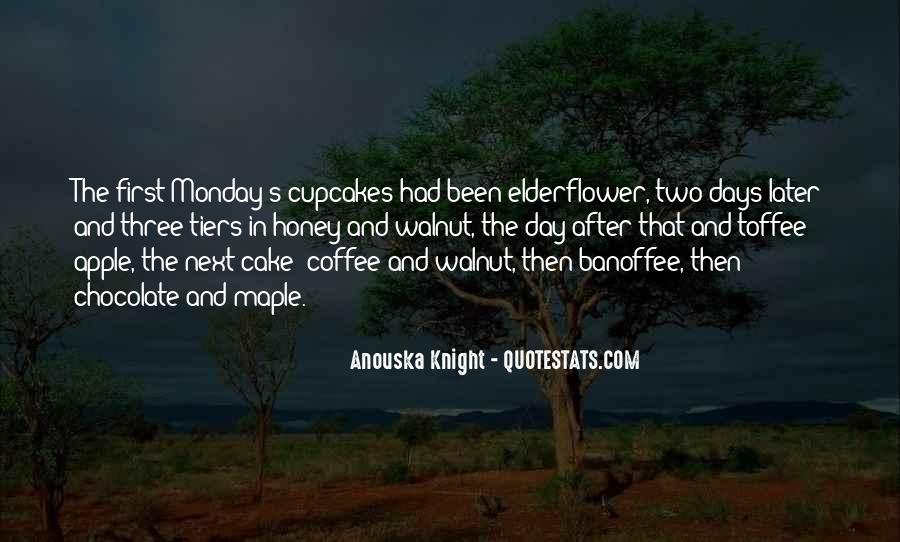 Quotes About Coffee And Cupcakes #130772