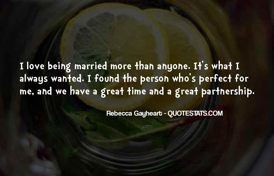 Quotes About Love Not Always Being Perfect #1220482