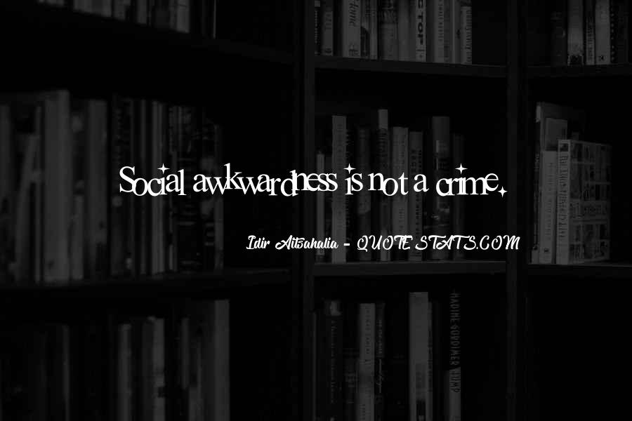 Quotes About Aspergers #1196348