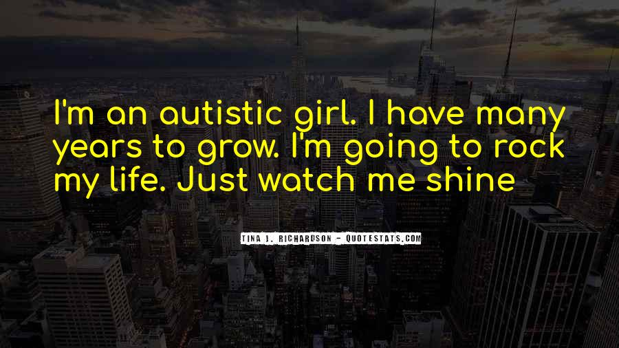 Quotes About Aspergers #1700913