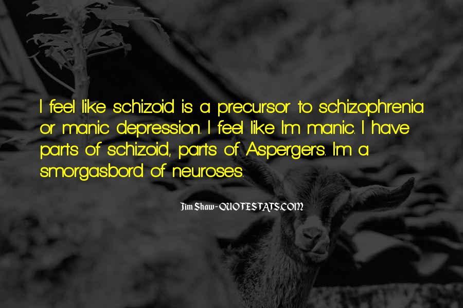 Quotes About Aspergers #184571