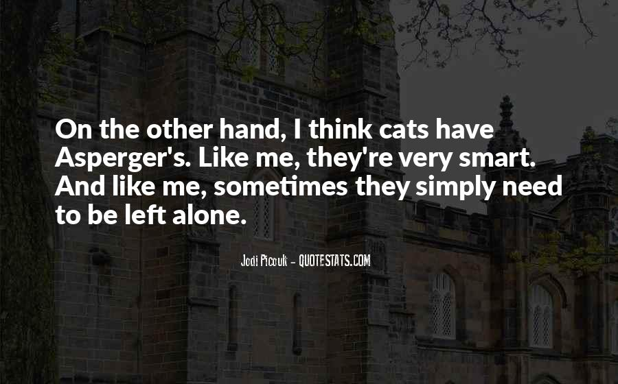 Quotes About Aspergers #611182