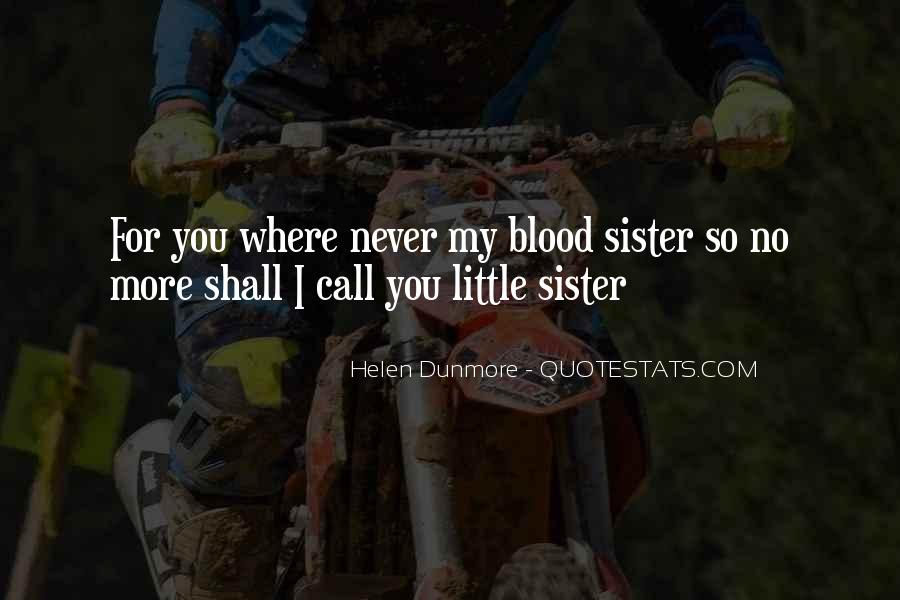Quotes About Having A Little Sister #126183