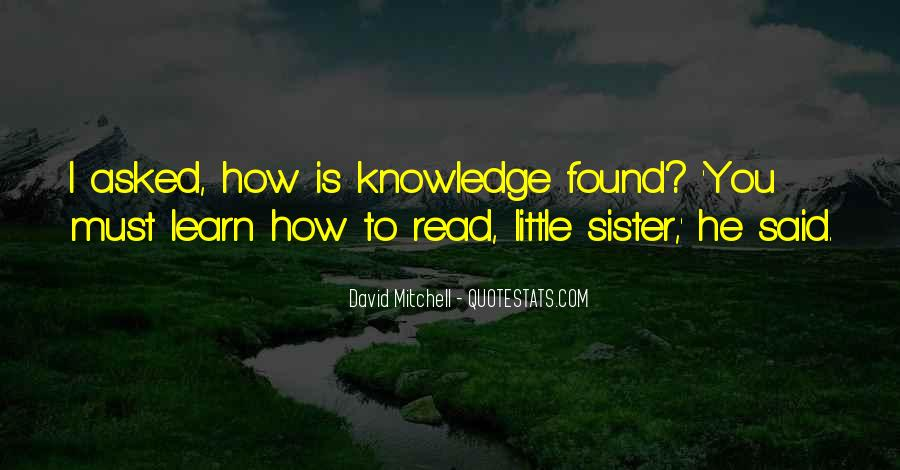 Quotes About Having A Little Sister #163368