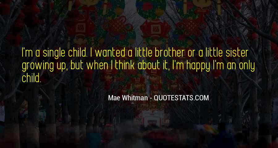 Quotes About Having A Little Sister #249674