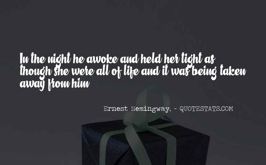 Quotes About Being In Love #33294