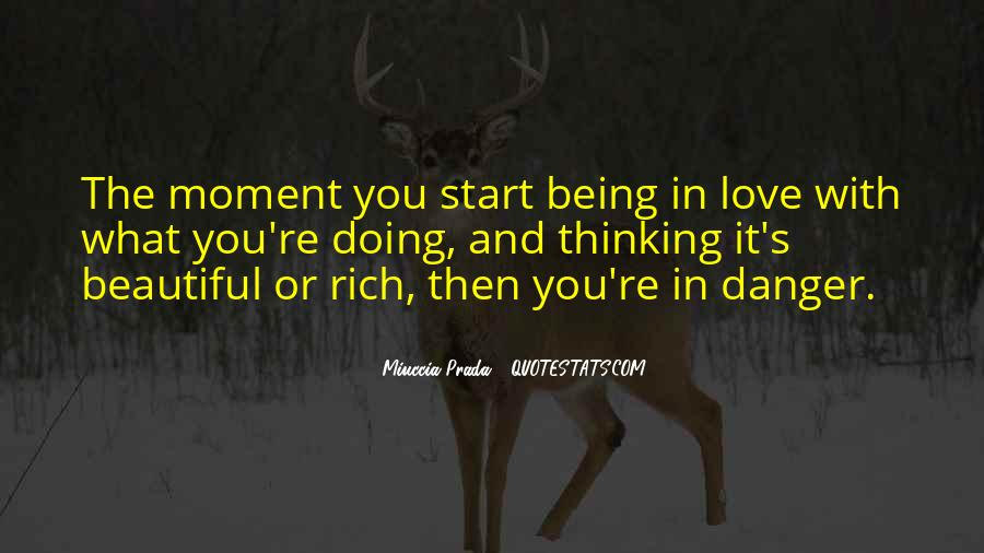 Quotes About Being In Love #33725