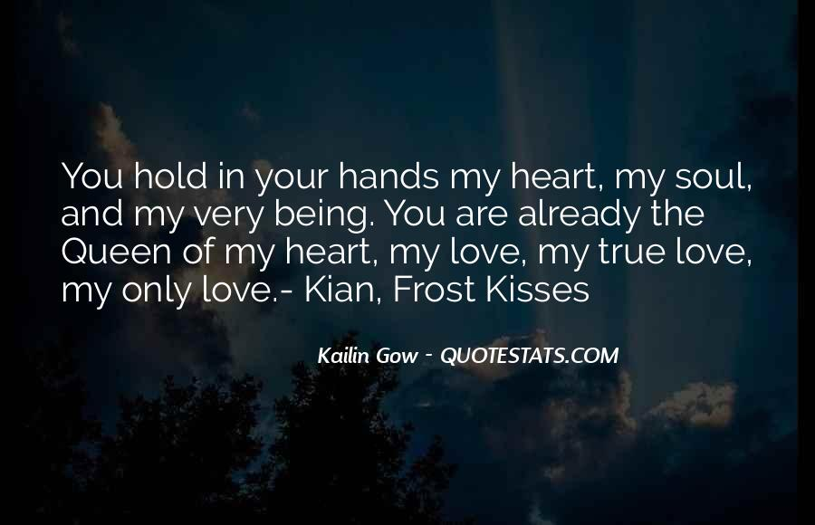 Quotes About Being In Love #40690