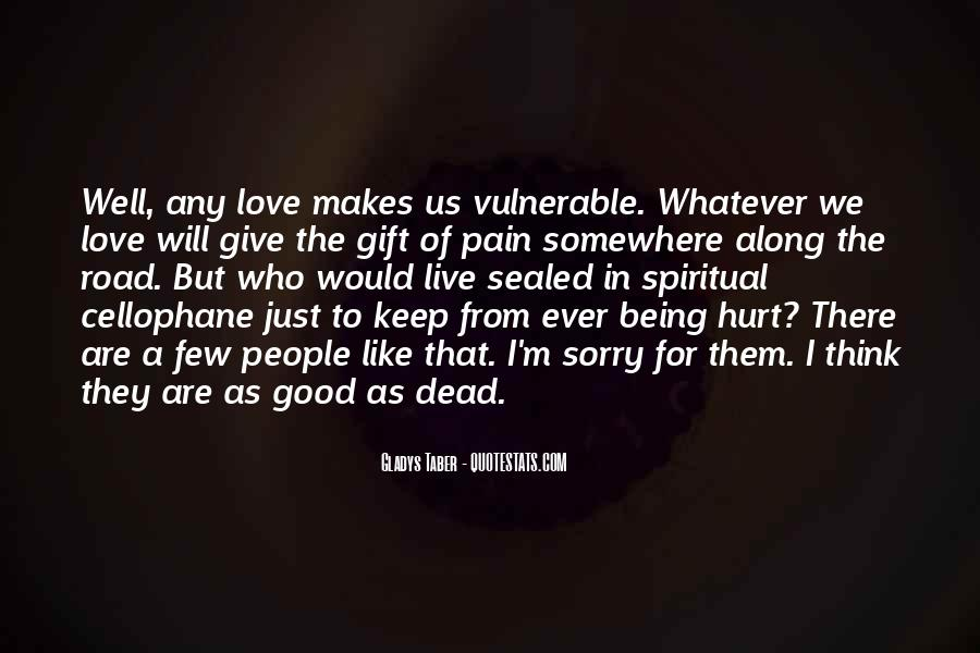 Quotes About Being In Love #54158