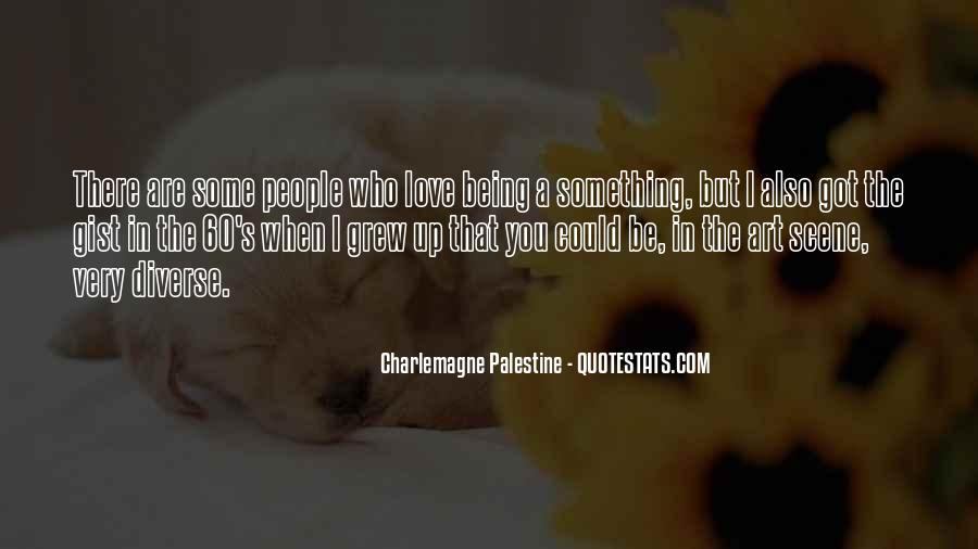 Quotes About Being In Love #64336