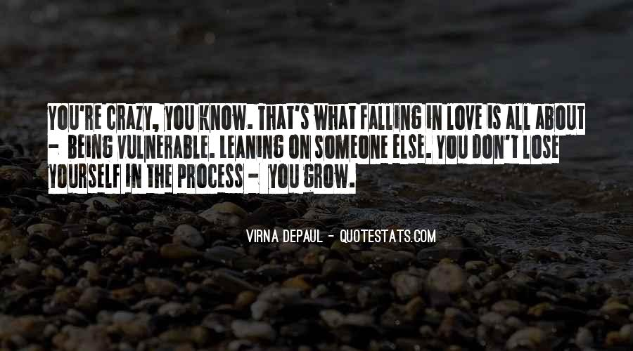 Quotes About Being In Love #66550