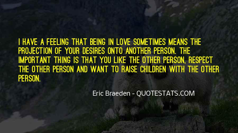 Quotes About Being In Love #89327