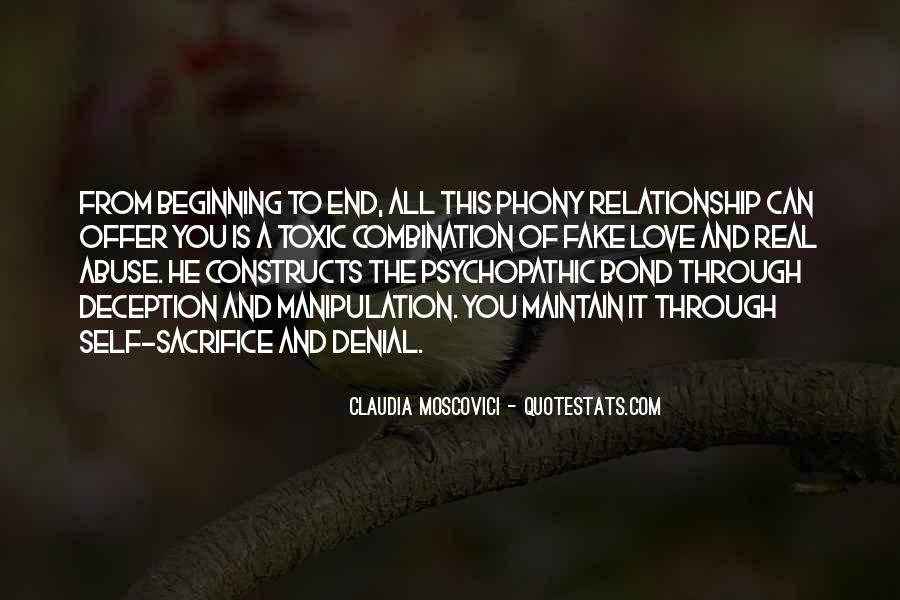 Quotes About Psychopathic Love #253638