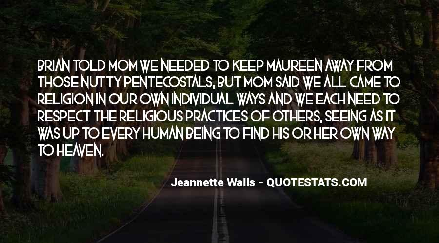 Quotes About Pentecostals #1117787