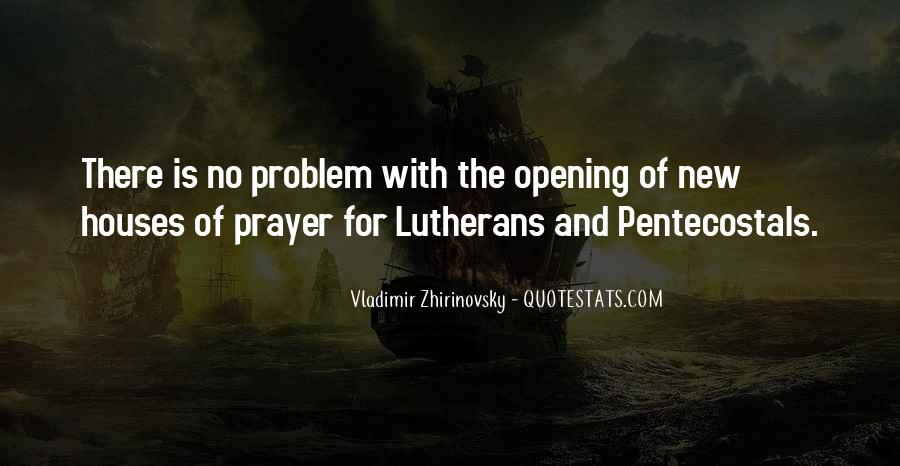 Quotes About Pentecostals #15373