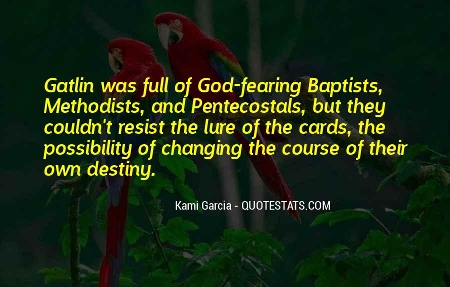 Quotes About Pentecostals #166198
