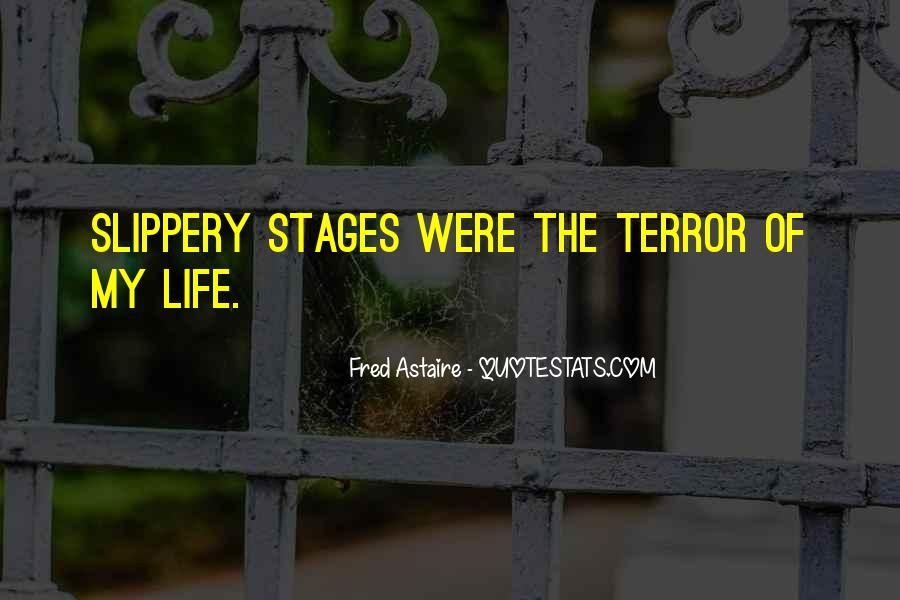 Quotes About Stages Of Life #1157166