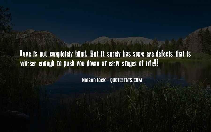 Quotes About Stages Of Life #1833049