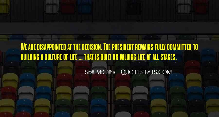 Quotes About Stages Of Life #1850318