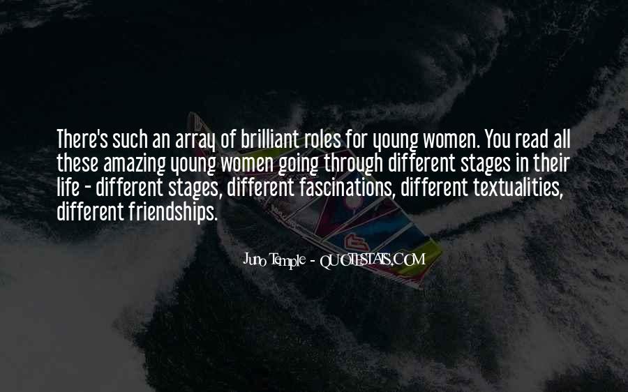Quotes About Stages Of Life #199179