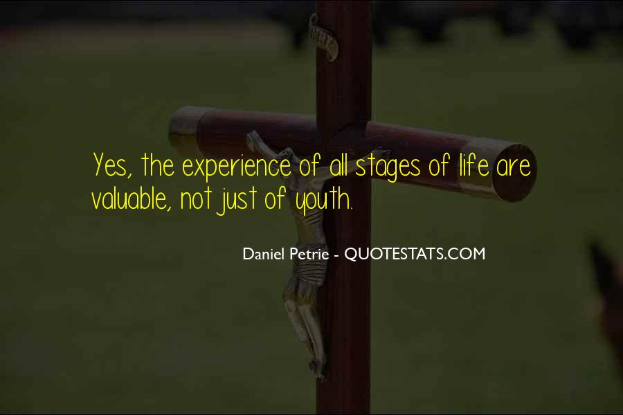 Quotes About Stages Of Life #251220