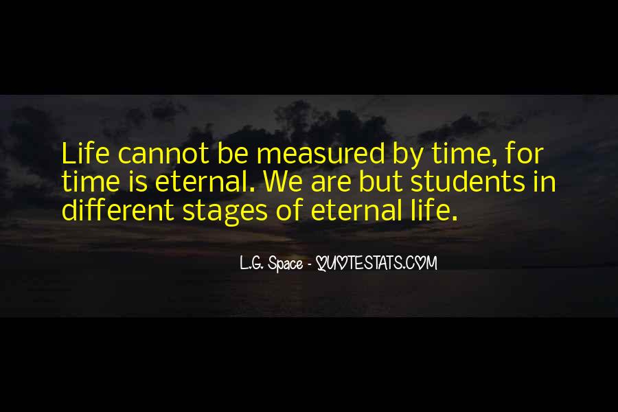 Quotes About Stages Of Life #254170