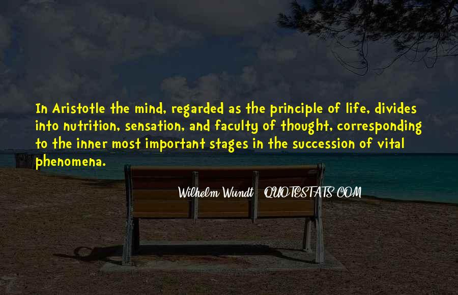 Quotes About Stages Of Life #402342