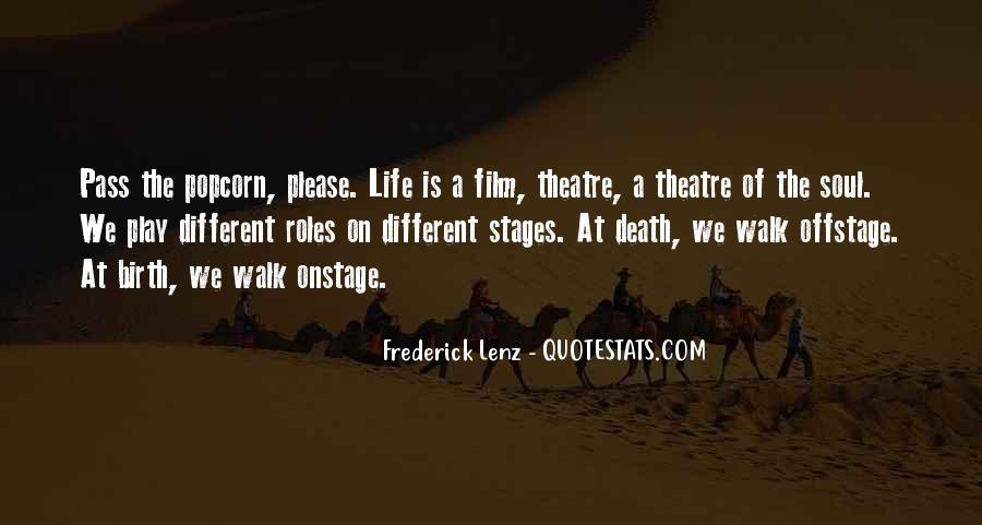 Quotes About Stages Of Life #651917