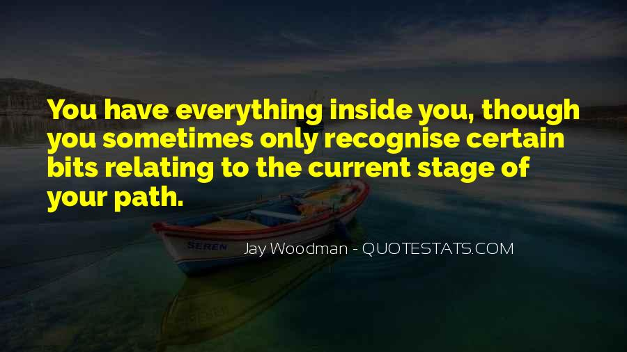 Quotes About Stages Of Life #666448
