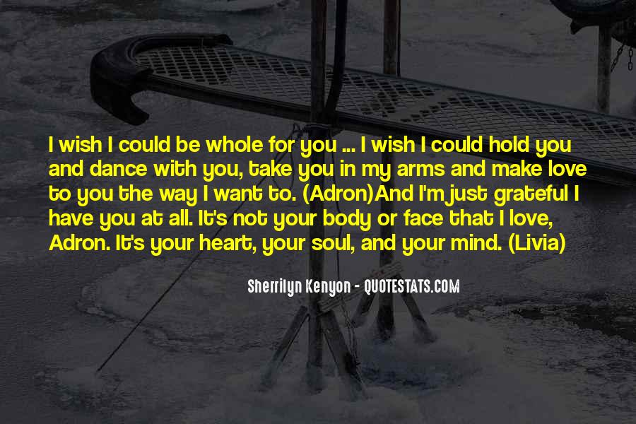 Quotes About My Wish For You #256882
