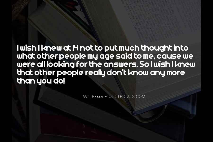 Quotes About My Wish For You #260571
