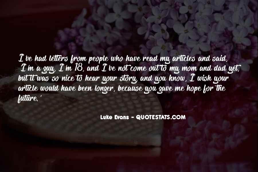 Quotes About My Wish For You #413531