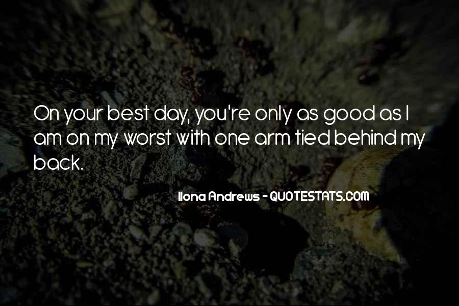 Quotes About Arm Day #508823