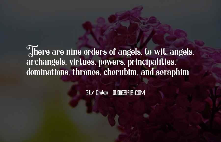 Quotes About Archangels #1323881