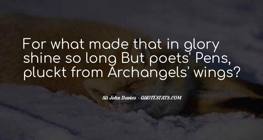 Quotes About Archangels #492841