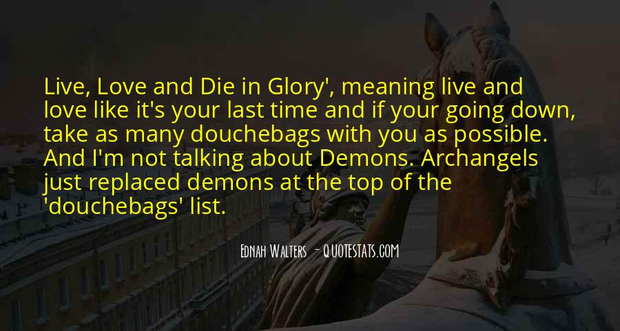Quotes About Archangels #736170