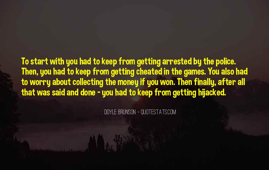 Quotes About Getting Cheated #1470453