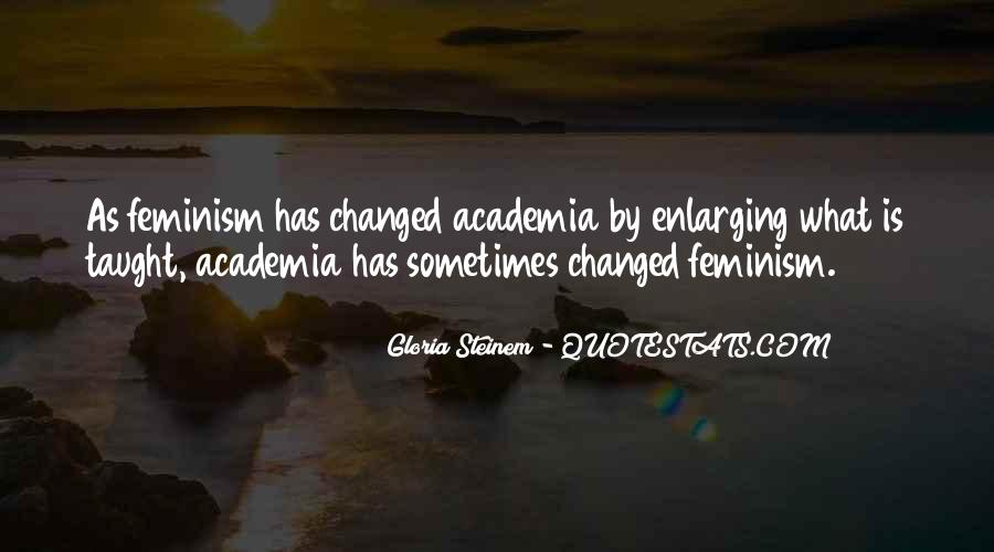 Quotes About Feminism Emma Watson #1326569