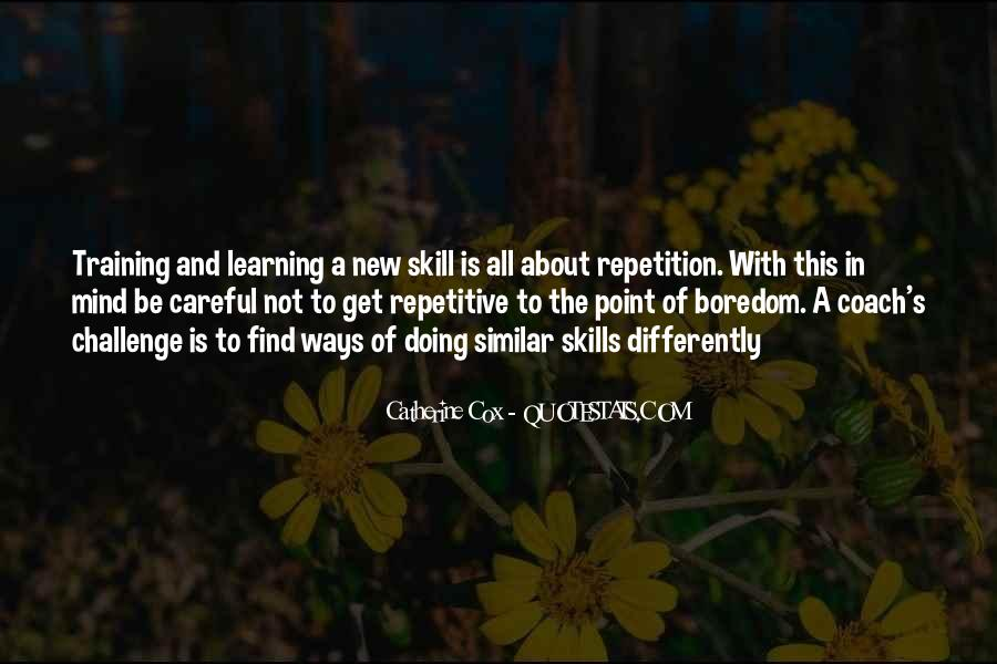 Quotes About Learning Differently #1180788