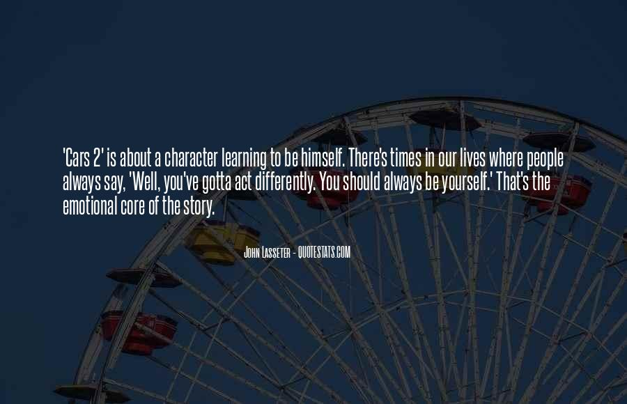 Quotes About Learning Differently #1583856