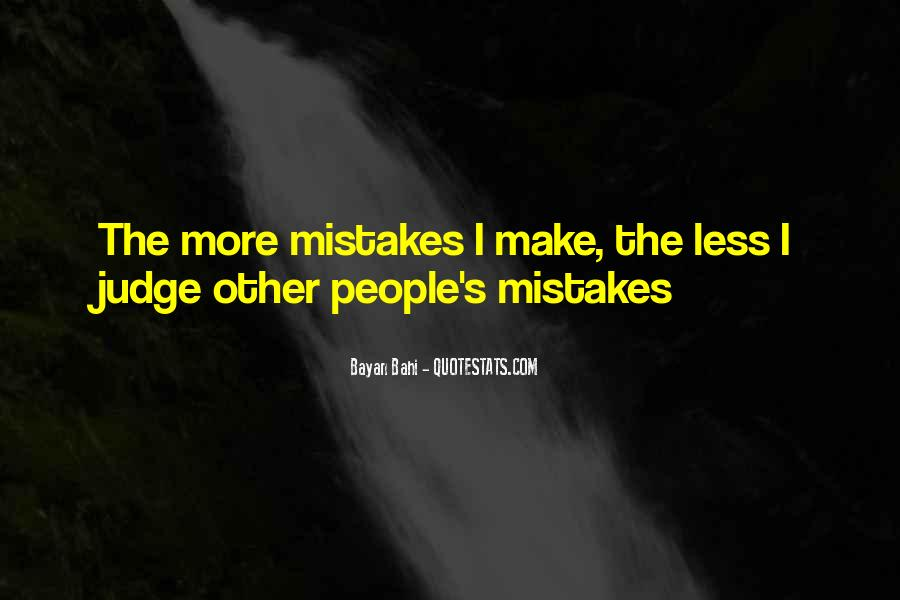 Quotes About Judging Others #1004428