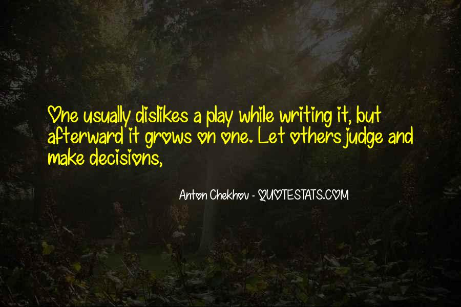 Quotes About Judging Others #127806