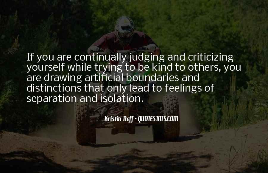 Quotes About Judging Others #143949