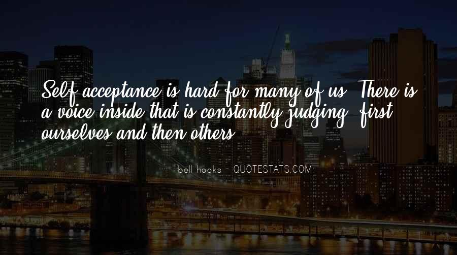 Quotes About Judging Others #376137