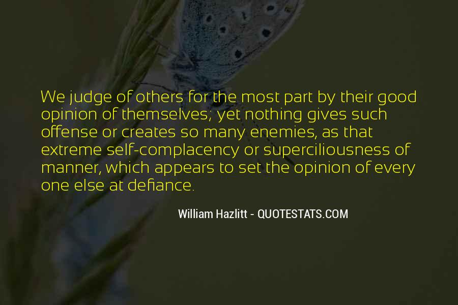 Quotes About Judging Others #680372